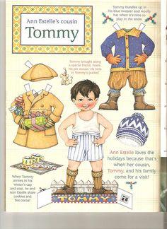 Ann Estelle paper doll Tommy by Lagniappe*Too, via Flickr