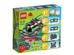 LEGO Duplo - Tren de juguete y accesorios (10506): Amazon.es: Juguetes y juegos