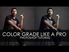 How to use Color Grading for Effect and Tone Control in Photoshop