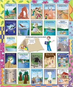 Park Smarts For Kids is being created to Educate Kids about our precious National Parks.
