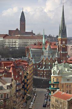 Linnéstaden, Gothenburg, Sweden. So excited to go!!