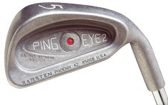1982- The PING EYE2 iron is introduced. It is the result of numerous improvements to the PING EYE iron. The PING EYE2 iron would go on to take the golfing world by storm and become the best-selling iron in golf.