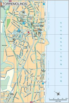 Morecambe tourist map Maps Pinterest Tourist map Morecambe