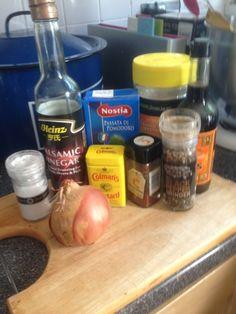 Vicki-Kitchen: Syn free BBQ sauce/marinade (slimming world friendly)