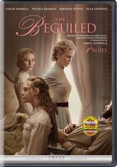 Directed by Sofia Coppola. With Nicole Kidman, Kirsten Dunst, Elle Fanning, Colin Farrell. The unexpected arrival of a wounded Union soldier at a girls school in Virginia during the American Civil War leads to jealousy and betrayal. Nicole Kidman, Beau Film, Night Film, Sofia Coppola, Colin Farrell, Netflix Movies, Hd Movies, Movies Online, 2016 Movies