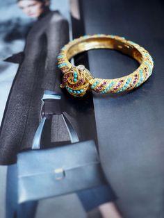 Unique Cuff Bracelet w/ Hidden PILGRIM 17 by VintageMagnifique