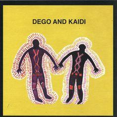 """Dego And Kaidi - Dego And Kaidi 12"""" Eglo Records – EGLO42"""