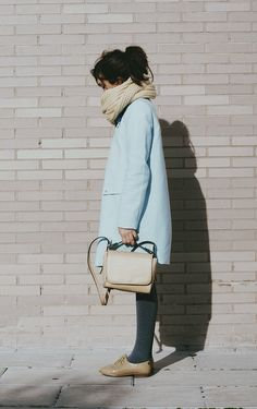 Love the coat and shoes!