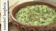 Five minutes from fridge to fabulosity! Visit my YouTube channel http://bit.ly/1D94o0b to see how easy this super-simple Spinach and Feta Dip is...