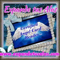 Lectura de Cartas Angelicales www.expandetusalas.com ❦ Expande tus Alas ❦