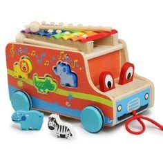 Camion de lemn cu Xilofon este o jucarie educativa din lemn cu xilofon care ii va oferi copilului mai multe moduri de utilizare si ii va ocupa timpul intr-un mod distractiv. Dacă tragi de sfoara, ochii drăguți ai camionului se vor mișca, va canta, va putea invata animalele si va invata forme prin potrivirea cuburilor in decupaje. Toy Story, Toy Chest, Storage Chest, Toys, Home Decor, Activity Toys, Decoration Home, Room Decor, Clearance Toys