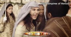 Doctor Who Online: Doctor Who 207: The Vampires of Venice