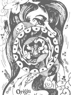 The Logo of Origin Art
