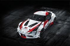 ¡Vuelve el mito, vuelve el Toyota Supra! Un coche deportivo radical, un coche muy japonés, así es el GR Supra Racing