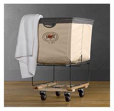 Laundry Cart.