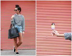 {looks} brandymelville. Brandy Melville, New York, Summer Looks, About Me Blog, Beautiful, Fashion, Sporty, Moda, New York City