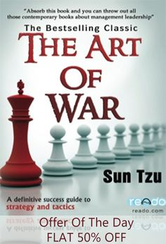 The Art of War is one of the oldest and most Successful books on military strategy.It has had an immence influence on eastern military thinking, business tactics,and beyond.