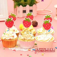 Image result for strawberry shortcake baby decoration