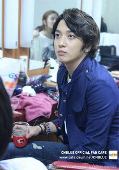 JUNG YONG HWA @ Waiting Room of Music Bank