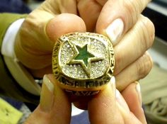 dallas stars 1999 stanley cup championship ring