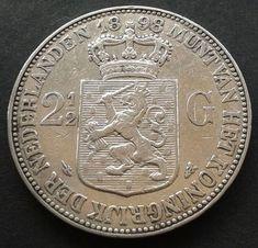 2½ gulden 1898 Wilhelmina