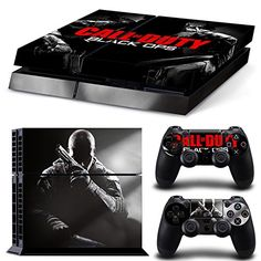 Leaptech Protection Decal Skin Cover Case Sticker For PS4 Playstation 4 Console x1 and Controllers x2 – PS4-call of duty 1520  http://gamegearbuzz.com/leaptech-protection-decal-skin-cover-case-sticker-for-ps4-playstation-4-console-x1-and-controllers-x2-ps4-call-of-duty-1520/