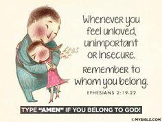 ~Ephesians 2:19-22 #LUSCCA #BibleVerses