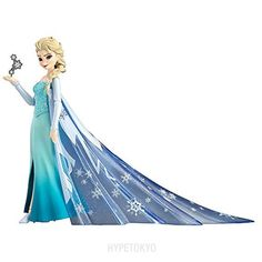 Frozen figma : Elsa