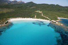 Rena Bianca Beach, Sardinia