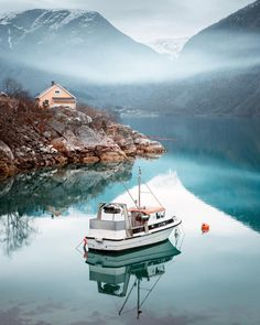 Sognefjord, #Norway