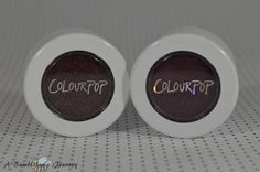 A Bumblebee´s Journey: Colourpop Super Shock Shadows - Hustle & Stereo (Review)