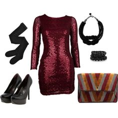 My DREAM New Years outfit...