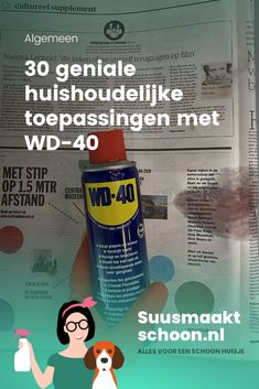 Wd 40, Good To Know, Cleaning Hacks, Diy And Crafts, Organization, Technology, Health, Hobby Lobby Bedroom, Cleaning