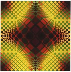 VY-47-C - (Victor Vasarely)
