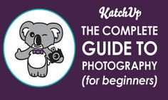 The Complete Guide to Photography for Beginners