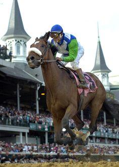 The Kentucky Derby, Churchill Downs, Louisville Kentucky