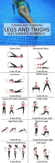 Repin and share if this workout gave you sexy beach legs! Read the post for all the information! by tracy sam