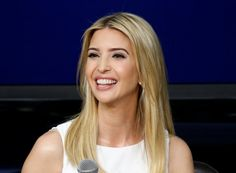"Sorry.  #IvankaTrump is #morethancomplicit That she says differently DOES NOT MAKE IT TRUE. Trump ""brand"" 1st.  America 2nd"