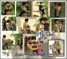 Sims 2 Couples Pose Boxes