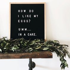 I guarantee there's a study proving cake for breakfast is good for you, so I'm going with the science on this one. : @katebecker.nm