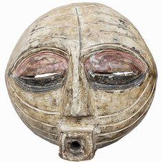 Mask Luba Congo