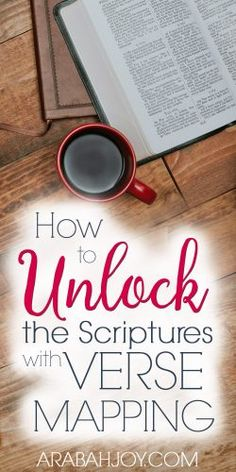 Verse mapping is a simple way to dig deep into God's word, and these verse mapping 101 techniques work for beginners or for the avid Bible study student. Click to learn how you can begin unlocking the scriptures today! #versemapping #versemapping101 #biblestudy