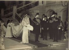 حفل زفاف الملك فاروق