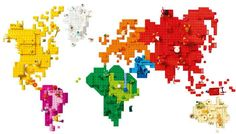 Locations - The LEGO Group - About Us LEGO.com