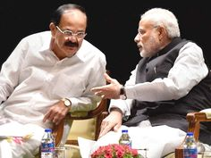 ON THE OFF CHANCE THAT MODI IS THE MAN HE SAYS HE WILL BE HE OUGHT TO TOSS OUT VENKAIAH NAIDU FOR HIS RECOILING SYCOPHANCY  - NEWS OF INDIA