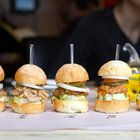 """Pulled """"Meat"""" Burgers at Mandarin Oriental Hong Kong! (early bird tasting during 12-25 March, cast your vote for your favourite one)"""
