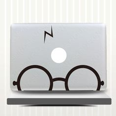 I want now!! Harry Potter Decal laptop Stickers 1040 by Qskin on Etsy, $8.99