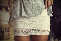 Love this skirt but would be better if it was knee length...