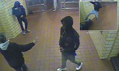 Trio of Bronx teens beat him up 56-year-old man | Daily Mail Online