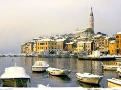 Croatia Winter